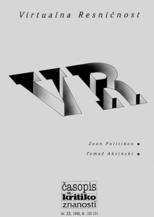 Marjan Kokot,et al.: Virtualna resničnost