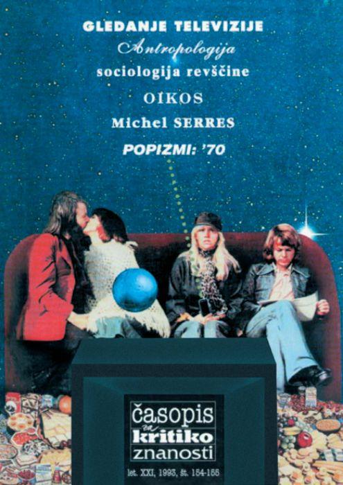 Igor Pribac,et al.: Gledanje televizije
