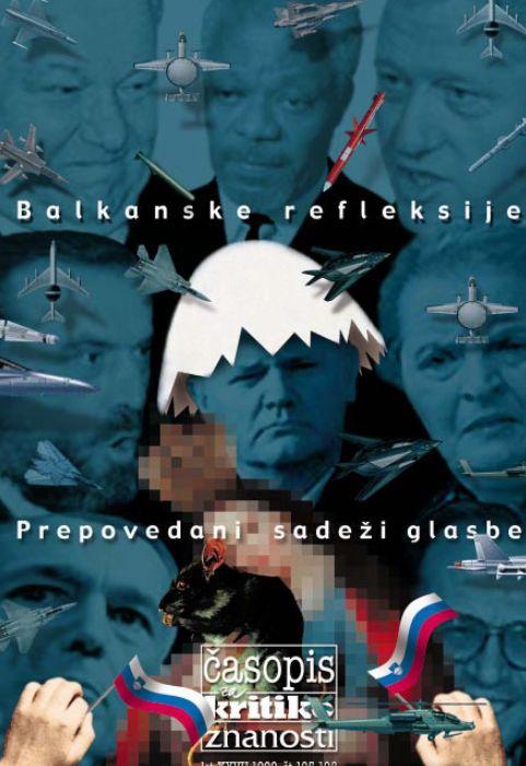 Darij Zadnikar,et al.: Balkanske refleksije