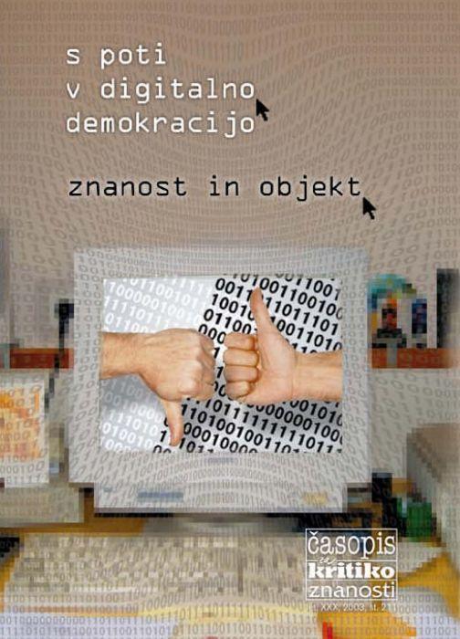 Darij Zadnikar,et al.: S poti v digitalno demokracijo