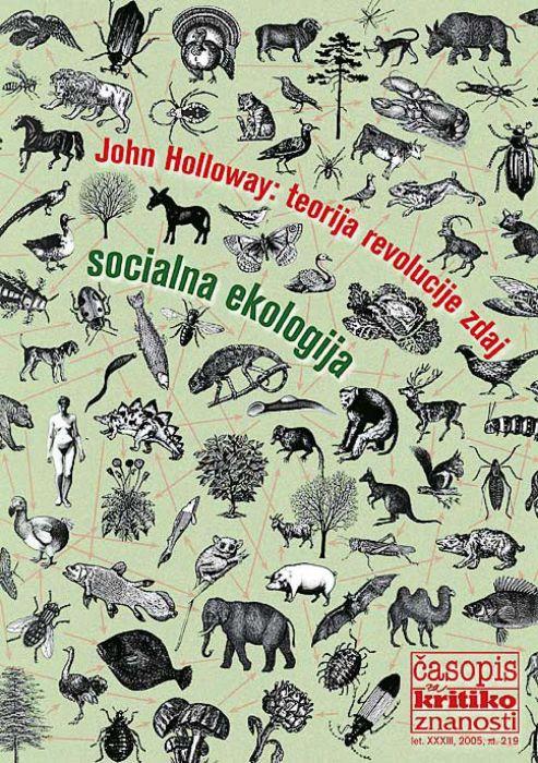 Darij Zadnikar,et al.: John Holloway: teorija revolucije zdaj