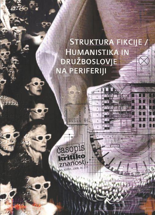 Barbara Beznec,et al.: Struktura fikcije/humanistika in družboslovje na periferiji