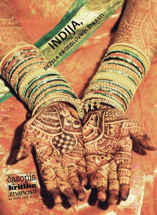 Marta Gregorčič,et al.: Indija, dežela protislovnih strasti