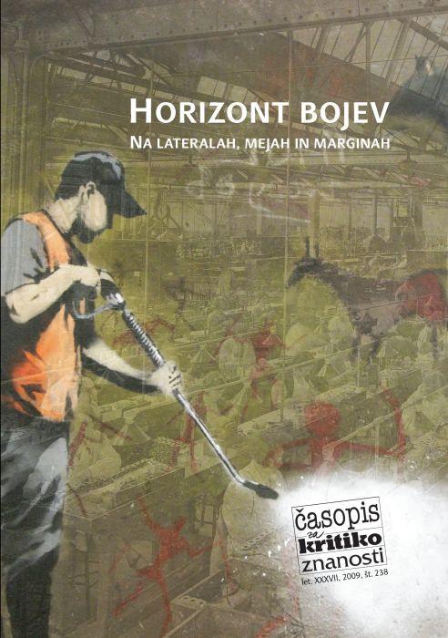 Barbara Beznec,et al.: Horizont bojev