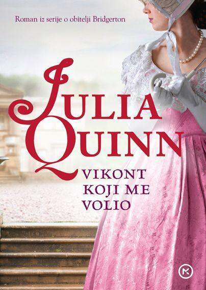 Julia Quinn: Vikont koji me volio