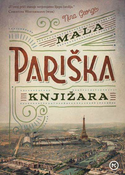 Nina George: Mala Pariška knjižara