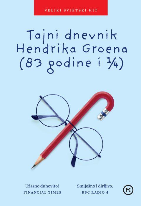 Hendrik Groen: Tajni dnevnik Hendrika Groena