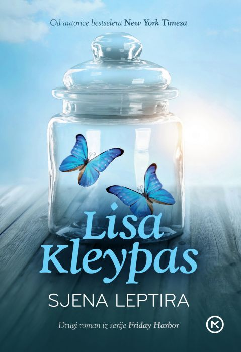 Lisa Kleypas: Sjena leptira