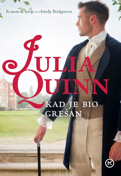 Julia Quinn: Kad je bio grešan