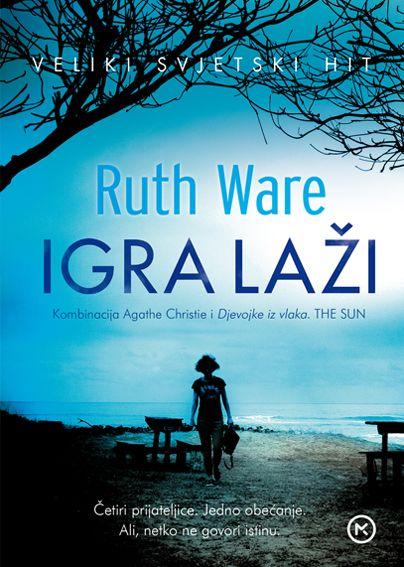 Ruth Ware: Igra laži