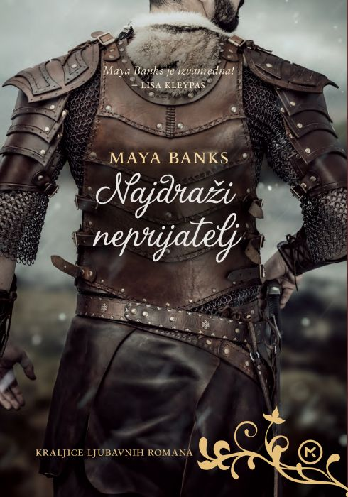 Maya Banks: Najdraži neprijatelj