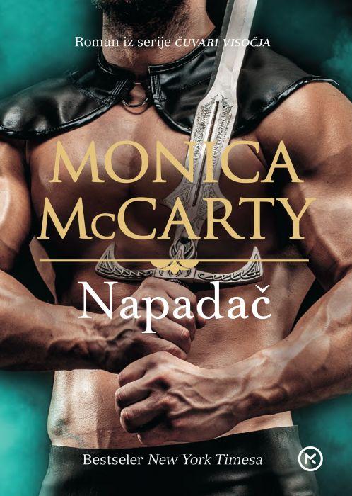 Monica McCartny: Napadač