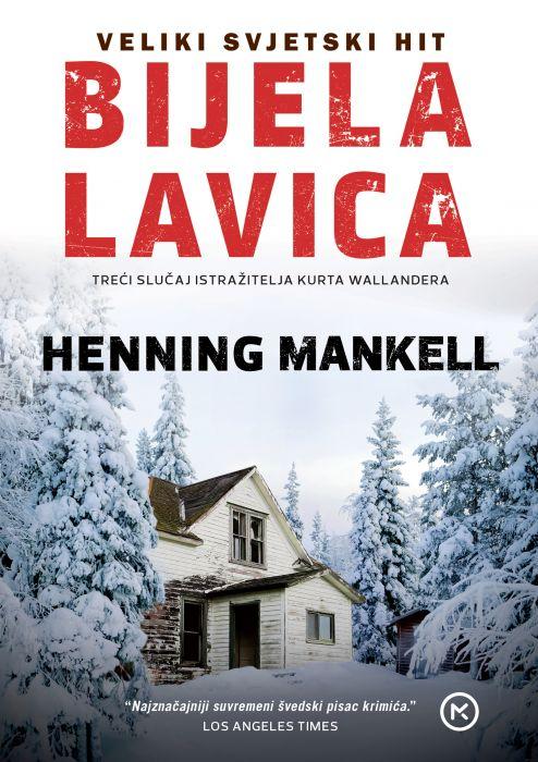 Henning Mankell: Bijela lavica
