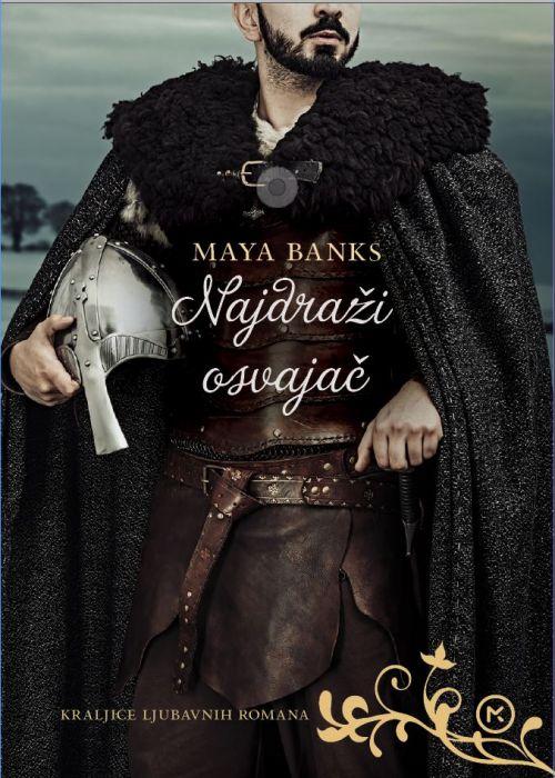 Maya Banks: Nadraži osvajač