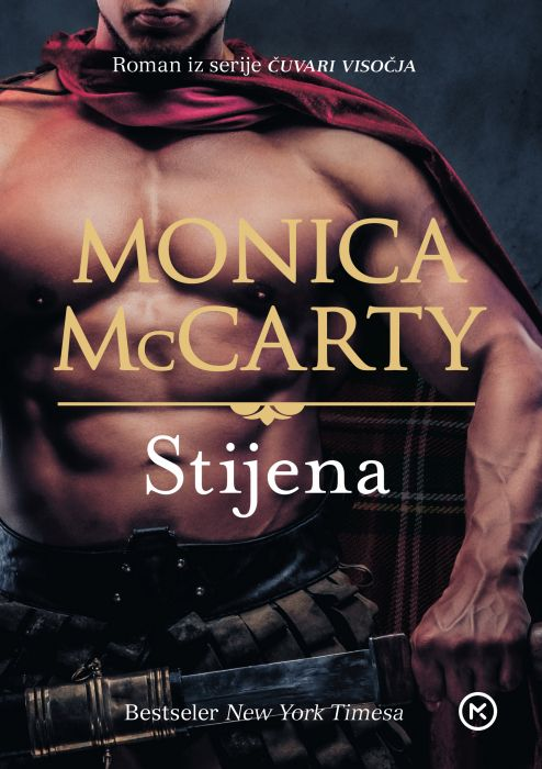 Monica McCarty: Stijena