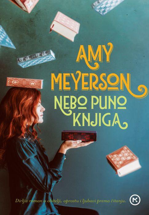 Amy Meyerson: Nebo puno knjiga