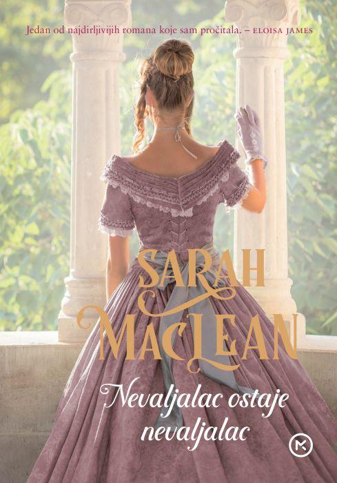 Sarah MacLean: Nevaljalac ostaje nevaljalac