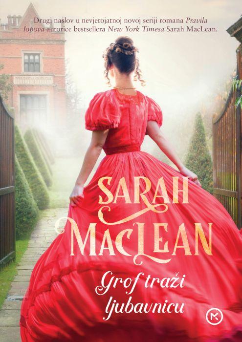 Sarah MacLean: Grof traži ljubavnicu