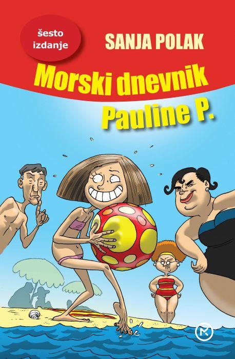 Sanja Polak: Morski dnevnik Pauline P.