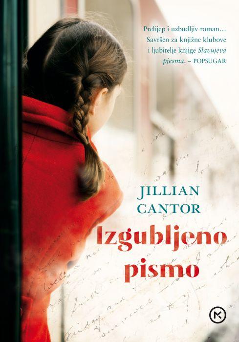 Jillian Cantor: Izgubljeno pismo
