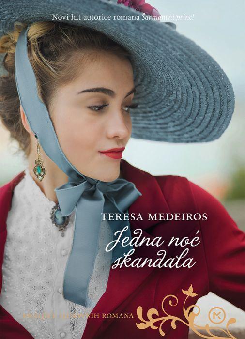 Teresa Medeiros: Jedna noć slandala