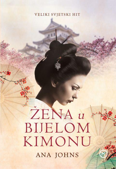Ana Johns: Žena u bijelom  kimonu