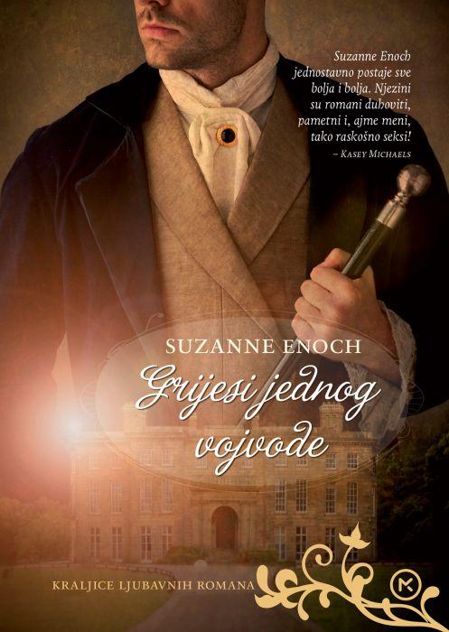 Suzanne Enoch: Grijesi jednog vojvode