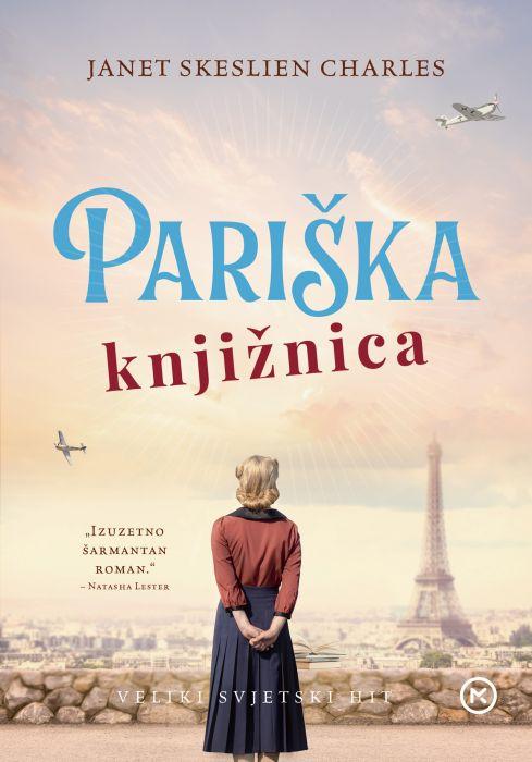 Janet Skeslien Charles: Pariška knjižnica
