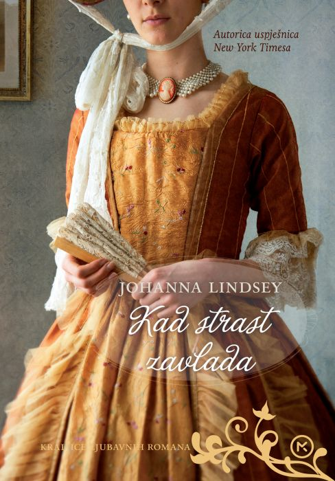 Johanna Linsdey: Kad strast prevlada