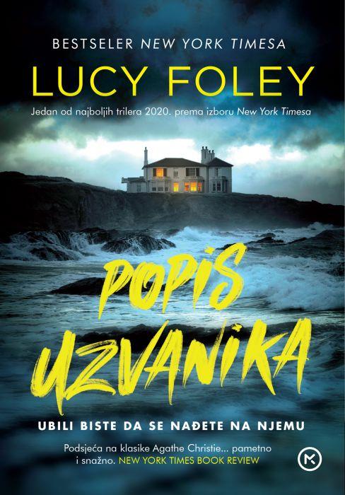 Lucy Foley: Popis uzvanika