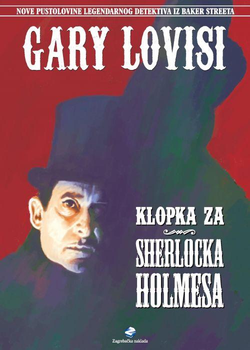 Gary Lovisi: Klopka za Sherlocka Holmesa