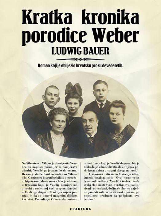 Ludwig Bauer: Kratka kronika porodice Weber
