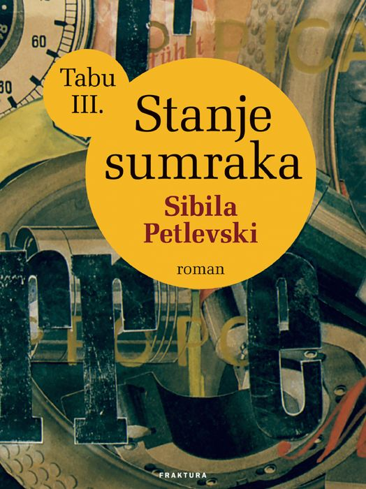 Sibila Petlevski: Stanje sumraka