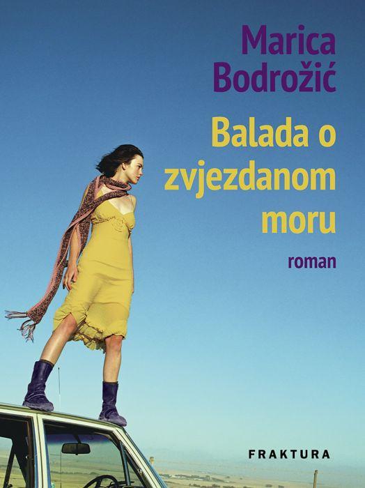 Marica Bodrožić: Balada o zvjezdanom moru