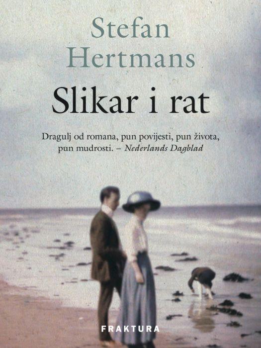 Stefan Hertmans: Slikar i rat