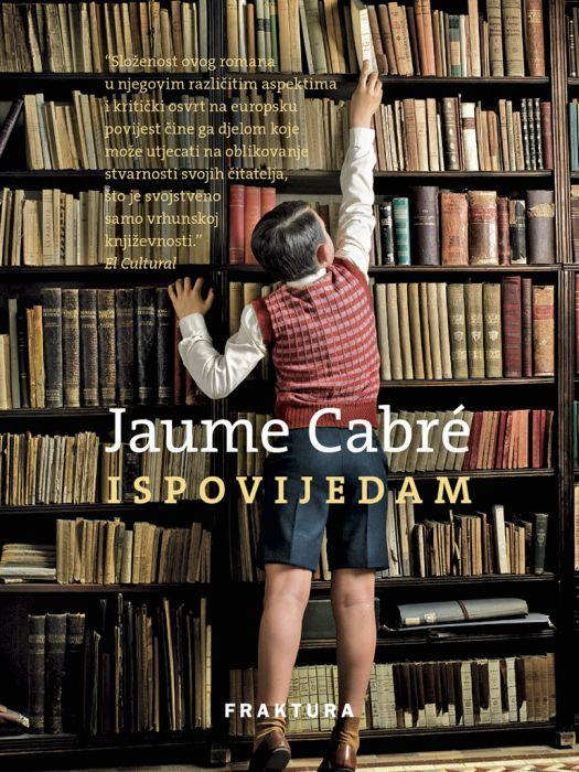 Jaume Cabré: Ispovijedam