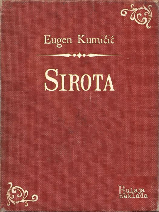 Eugen Kumičić: Sirota