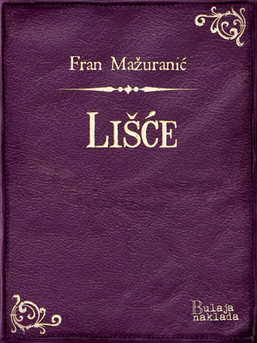 Fran Mažuranić: Lišće