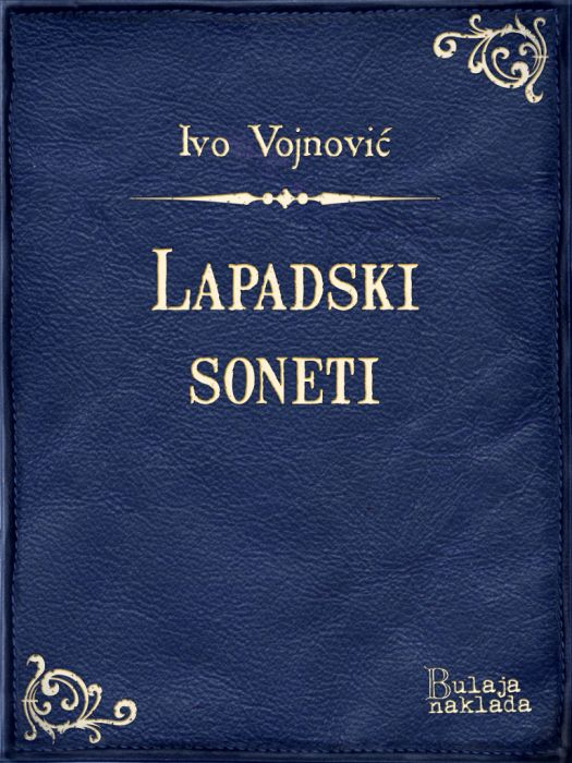 Ivo Vojnović: Lapadski soneti