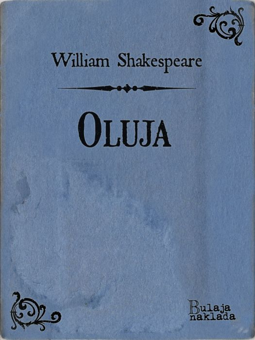 William Shakespeare: Oluja