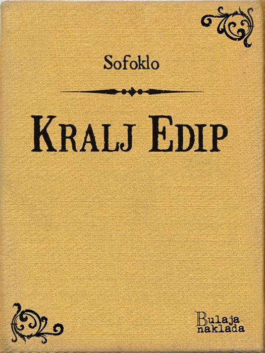 Sofoklo: Kralj Edip