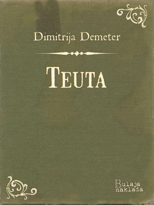 Dimitrija Demeter: Teuta