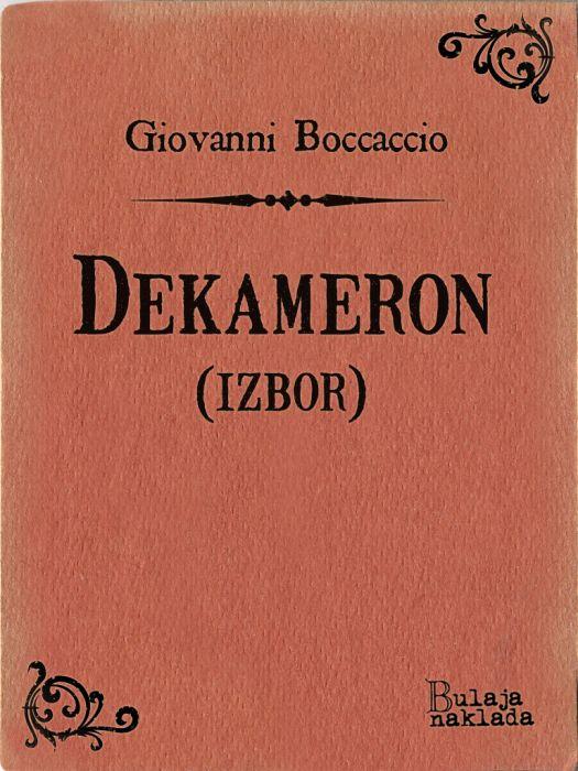 Giovanni Boccaccio: Dekameron