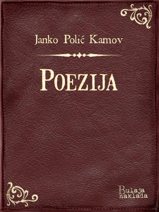 Janko Polić Kamov: Poezija