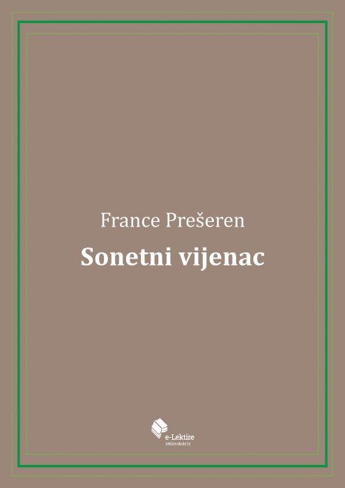 France Prešeren: Sonetni vijenac