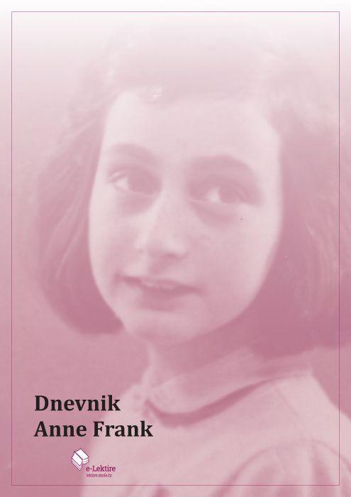 Anne Frank: Dnevnik Anne Frank