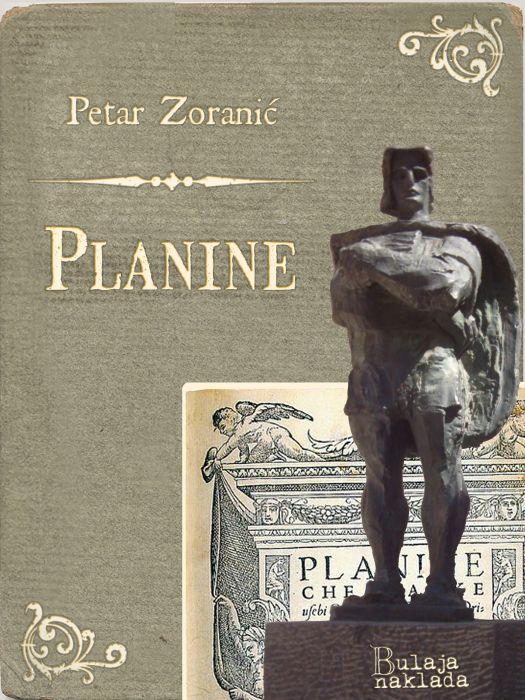 Petar Zoranić: Planine
