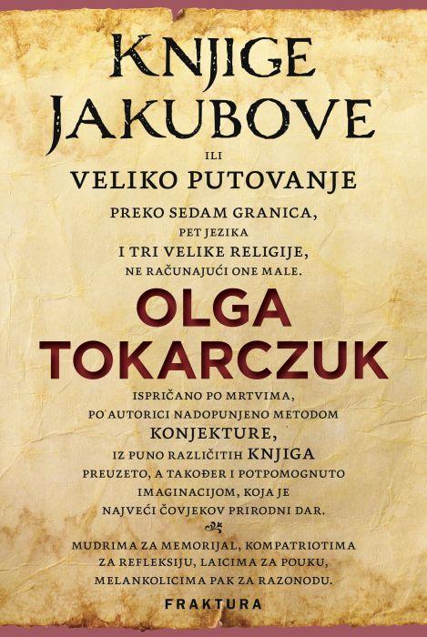 Olga Tokarczuk: Knjige Jakubove