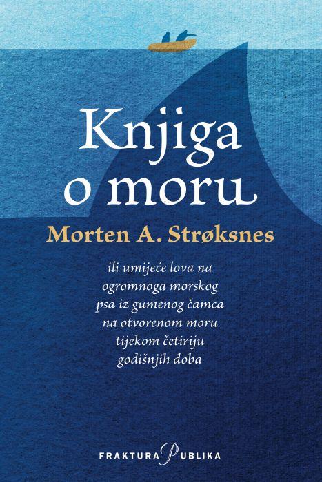 Morten A. Strøksnes: Knjiga o moru