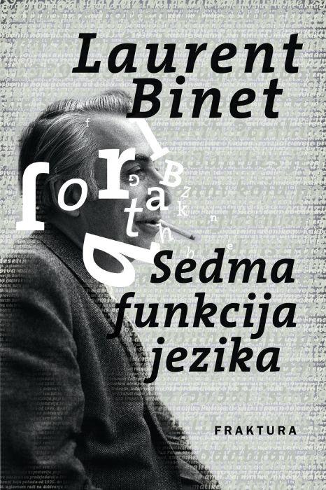 Laurent Binet: Sedma funkcija jezika